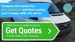 compare van insurance quotes