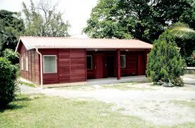 la maison à structure métallique