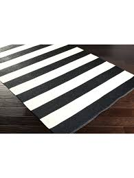 full size of black and white outdoor rug indoor striped rugs naturalsuccess info outside on