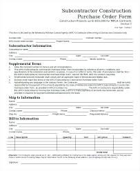 Free Purchase Requisition Form Template 3 Request – Mklaw