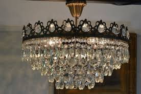 chandeliers for lower ceilings modern chandelier low ceiling elegant design600600