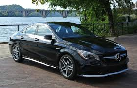 A modernized interior joins a solid and playful chassis. First Drive 2014 Mercedes Benz Cla 250 And Cla 45 Amg Driving