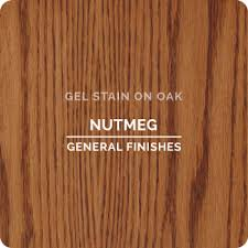 General Finishes Color Chart Oil Based Gel Stains General Finishes