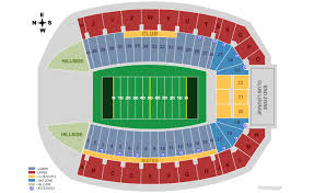 Isu Stadium Seating Chart Jack Trice Stadium Gate Map Junky