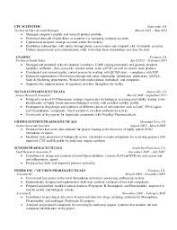 Pharmaceutical Regulatory Affairs Resume Sample - Tier.brianhenry.co