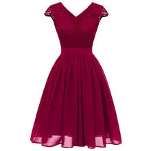 Buy <b>wedding bridesmaid dress</b> for bridesmaids knee and get free ...