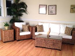 Wicker Living Room Sets Wicker Living Room Chairs Living Room Interior Design Ideas