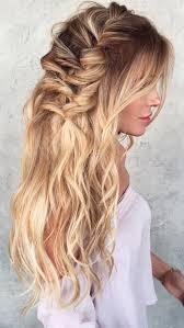 43 Peinados Para Damas De Honor E Invitadas De La Boda El Blog
