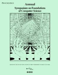 Ieee Annual Symposium On Foundations Of Computer Science Focs
