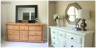 bedroom furniture makeover. I Decided To Go White And Add Some Pretty New Hardware. Ready See A Before After?? Here Is My Bedroom Dresser Makeover! Furniture Makeover B