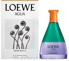 <b>Loewe Agua Miami</b> Beach - <b>Туалетная</b> вода   Makeupstore.ru