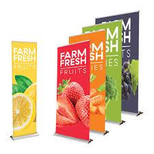 Retractable Display Stands Retractable Banner Stands Custom Banner Printing Design Online 93
