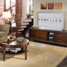 American Drew Coffee Table American Drew Tribecca Flip Top Bar In Root Beer Color Beyond Stores