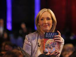 j k rowling s favorite books insider british author j k rowling poses a copy of her new book harry potter and the deathly hallows at the natural history museum in london 20 2007