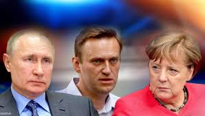 German chancellor Angela Merkel frustrated with Putin as Navalny lies in  coma: Reports