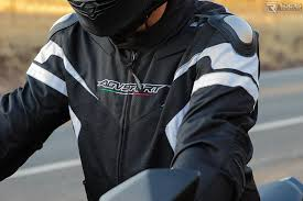 agv sport laa vented jacket front