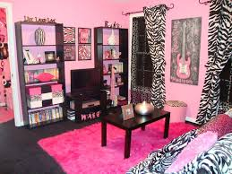 Pink Bedrooms Bedroom Beautiful Ppink Black Wood Modern Design Pink Bedroom