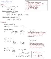 Factoring Trinomials Worksheet   Homeschooldressage.com