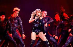 Pollstar Taylor Swift Set To Play Central Park Aug 22