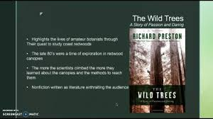 Critical Review: The Wild Trees by Richard Preston - YouTube