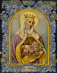 Resultado de imagem para rainha santa isabel