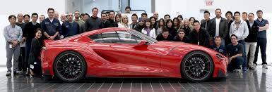 Calty Design Research Newport Beach Ca Toyotas Calty Design Research Celebrates Its 40th Year And