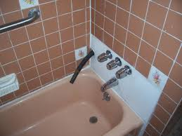 bathtub used for washing machine discharge