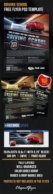 driving school flyer psd template facebook cover by driving school flyer psd template facebook cover