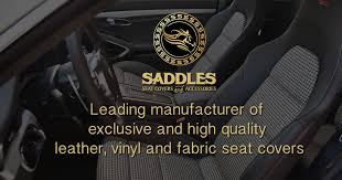 leather seat cover manufacturer