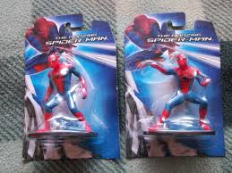 Marvel The Amazing Spider Man Mini Figurine And 50 Similar Items