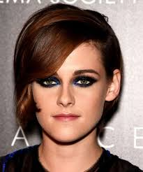 eyes if there s one thing we know about kristen stewart s makeup it s that she the rock