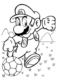 14 Immagini Da Colorare Di Super Mario Disegni Da Coloraresuper