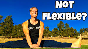 inflexible people. 5 beginner stretches for inflexible people - sean vigue fitness 1