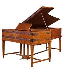 Broadwood Arts and Crafts grand piano Period Piano pany