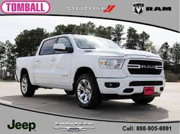 New 2019 Ram 1500 Big Horn/Lone Star in Tomball, TX - Tomball CDJR