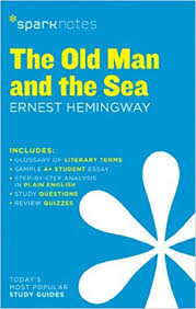 com the old man and the sea sparknotes literature guide  com the old man and the sea sparknotes literature guide sparknotes literature guide series 9781411469723 sparknotes ernest hemingway books