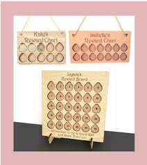 Coin Chart For Kids Details About Personalised Childens Childs Reward Chart Board 1 Coin Pocket Money Saving Kids