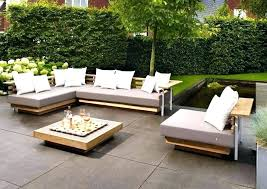 wood outdoor sectional patio incredible furniture ideas awesome large e4