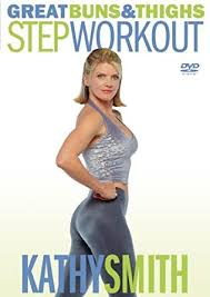 Amazon.com: Kathy Smith - Great Buns and Thighs Step Workout: Kathy Smith:  Movies & TV