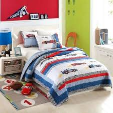 boys quilts kids quilt set cotton quilts patchwork quilted bedspread racing car bed cover twin size