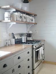 easy diy kitchen cabinet shelving