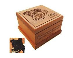 dog ashes box. Brilliant Dog Cremation Pet Urn Ashes For Dog Cat Engraved Up To 55 Lbs Keepsake Wood  Box Memorial Personalized Photo Loss Gifts Custom Portrait And Box R