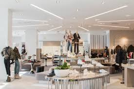 Fifth Avenue Interior Design Theres A Lot Going On At Saks Fifth Avenues New Downtown