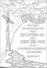 John 3 16 Coloring Page Luxury John 3 Coloring Page For Coloring
