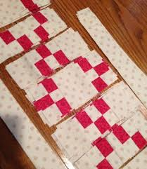 How to put the parts of The Scandi-Quilt together. | Quilting ... & How to put the parts of The Scandi-Quilt together. Adamdwight.com