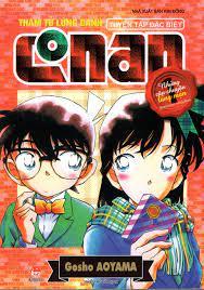 Review sách Thám Tử Lừng Danh Conan – Tuyển Tập Đặc Biệt: Những Câu Chuyện  Lãng Mạn – Tập 1