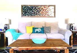 living room inspiring diy wall art ideas paper large easy decoration beautiful