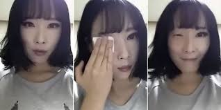 transformation 44 asian s before and after the makeup 75 pics the latest viral video proves the transformative power of cosmetics