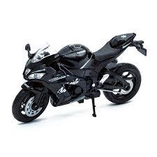 <b>Модель мотоцикла WELLY</b> Kawasaki Ninja ZX-10RR 12845P ...