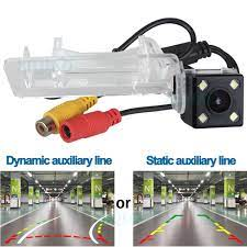 ZIQIAO Benz Smart Fortwo için W451 2007 2014/ Fortwo Cabrio Brabus 2007  2013 Forjeremy 2012 2015/Akıllı ED 2013 2018 kamera HS148|Araç Kamerası